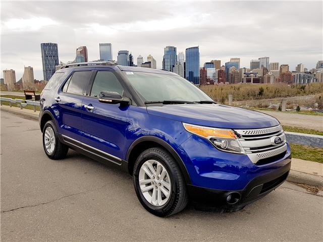 2014 Ford Explorer XLT (Stk: NT2945) in Calgary - Image 1 of 30