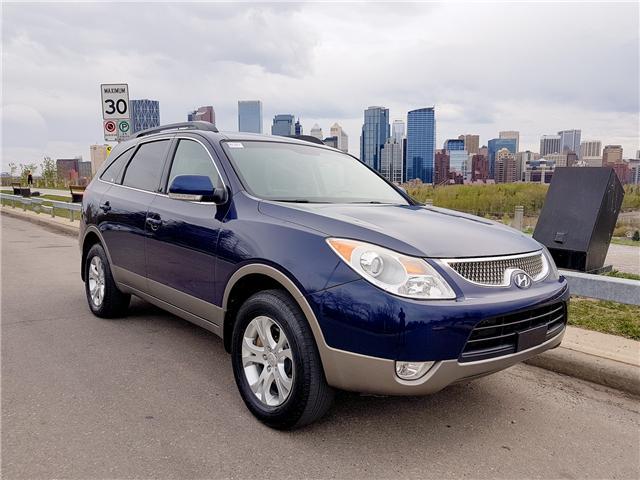 2011 Hyundai Veracruz GLS (Stk: N2943) in Calgary - Image 1 of 29