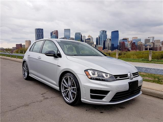 2017 Volkswagen Golf R 2.0 TSI (Stk: NT2910A) in Calgary - Image 1 of 30