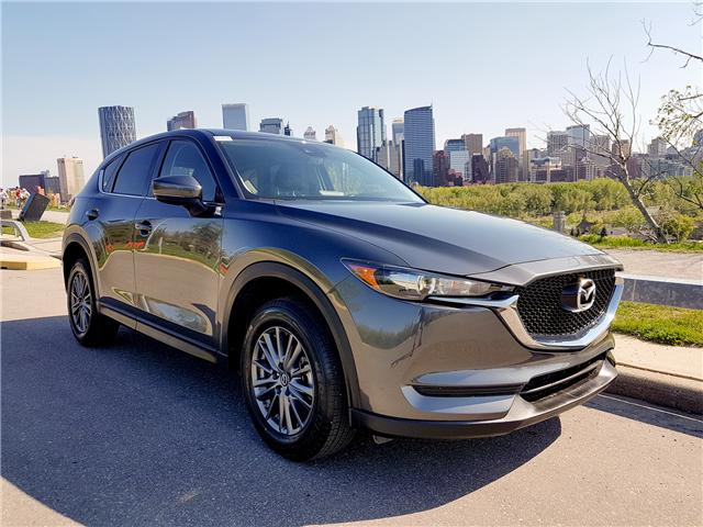2018 Mazda CX-5 GS (Stk: N2950) in Calgary - Image 1 of 27