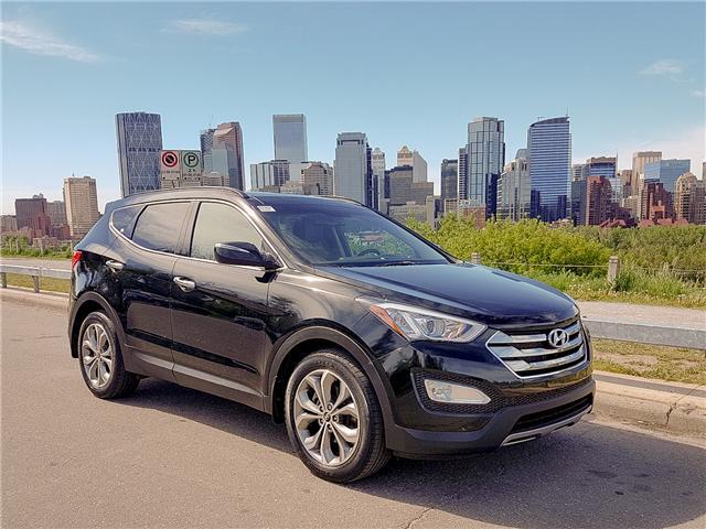 2014 Hyundai Santa Fe Sport 2.0T SE (Stk: NT2959) in Calgary - Image 1 of 26