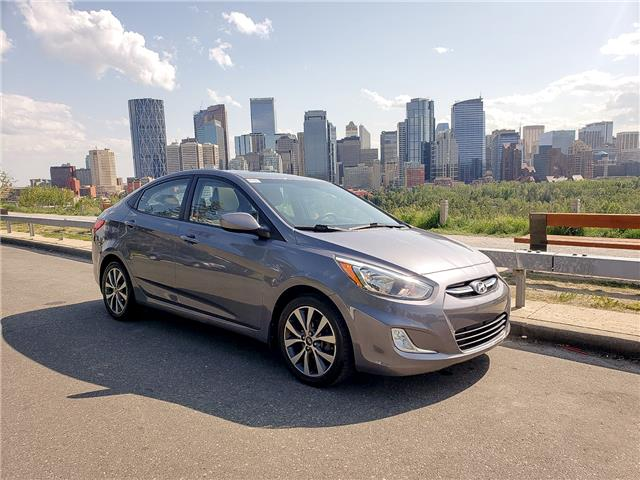 2015 Hyundai Accent GLS (Stk: W0253) in Calgary - Image 1 of 26