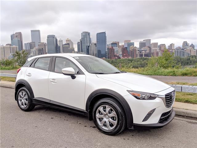 2018 Mazda CX-3 GX (Stk: NT2972) in Calgary - Image 1 of 27