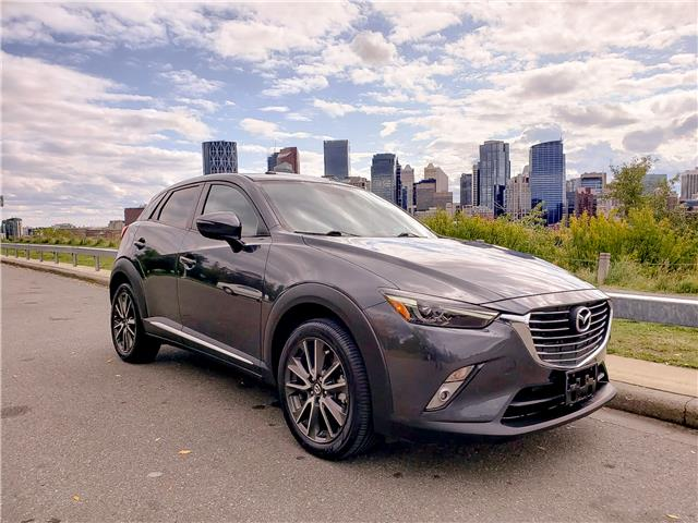 2017 Mazda CX-3 GT (Stk: N2985) in Calgary - Image 1 of 29