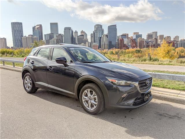 2019 Mazda CX-3 GS (Stk: N2987) in Calgary - Image 1 of 24