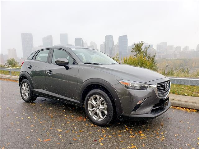 2019 Mazda CX-3 GS (Stk: N2989) in Calgary - Image 1 of 28