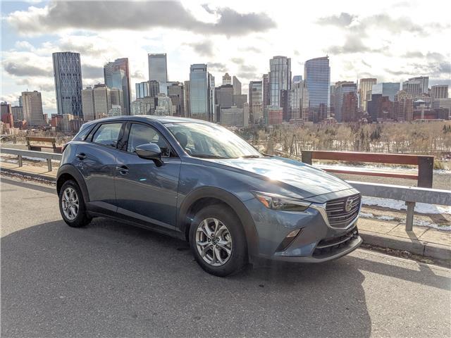2019 Mazda CX-3 GS (Stk: N3002) in Calgary - Image 1 of 26