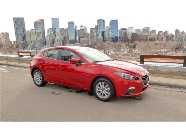 2016 Mazda Mazda3 Sport GS (Stk: NT3018) in Calgary - Image 1 of 25