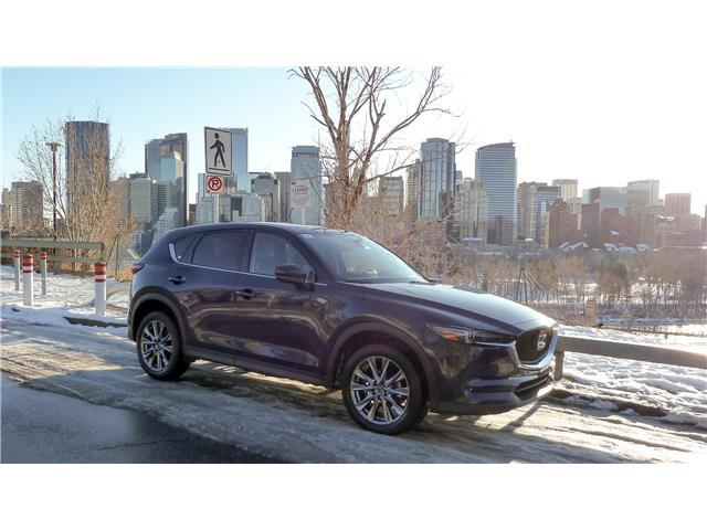 2017 Mazda CX-5 GT (Stk: NT3022) in Calgary - Image 1 of 22