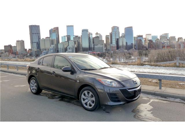 2010 Mazda Mazda3 GX (Stk: NT3026) in Calgary - Image 1 of 20