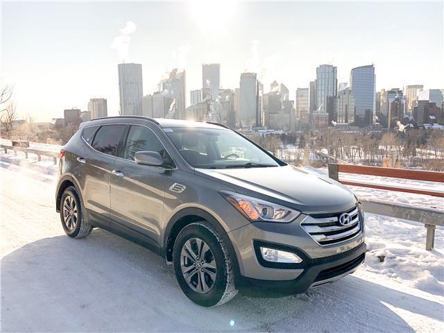 2014 Hyundai Santa Fe Sport 2.4 Premium (Stk: N3030) in Calgary - Image 1 of 22