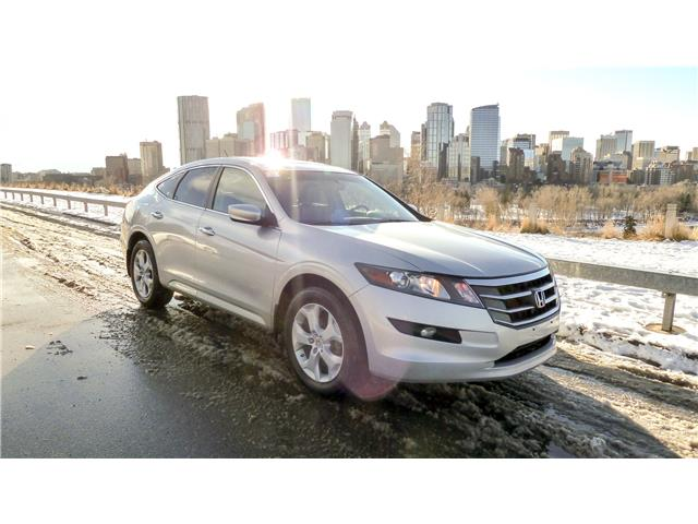 2011 Honda Accord Crosstour EX-L (Stk: NT3033) in Calgary - Image 1 of 22