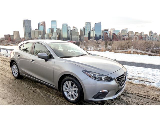 2016 Mazda Mazda3 Sport GX (Stk: NT2992) in Calgary - Image 1 of 22