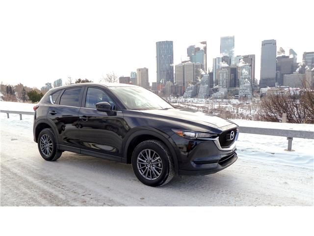 2017 Mazda CX-5 GS (Stk: N3050) in Calgary - Image 1 of 24