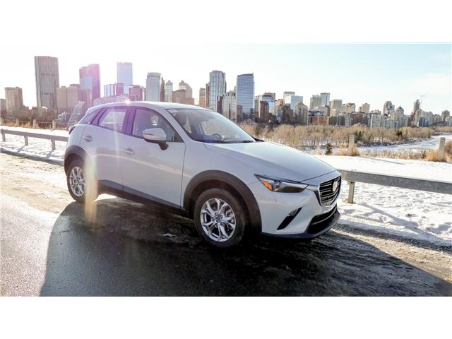 2019 Mazda CX-3 GS (Stk: N3055) in Calgary - Image 1 of 27