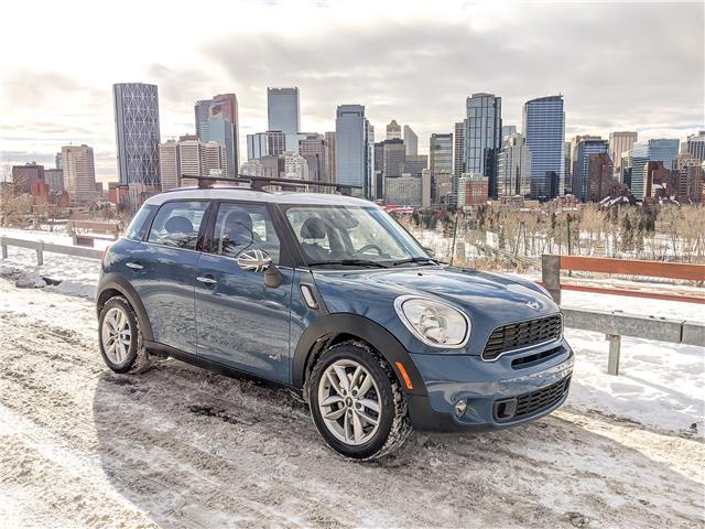 2011 MINI Cooper S Countryman Base (Stk: NT3060) in Calgary - Image 1 of 23