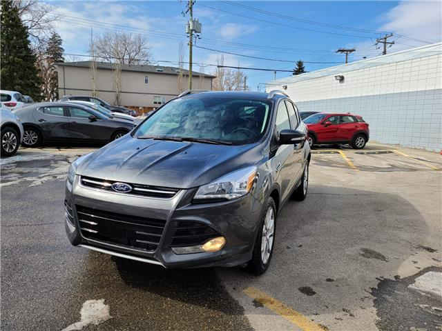 2016 Ford Escape Titanium (Stk: NT3089) in Calgary - Image 1 of 9