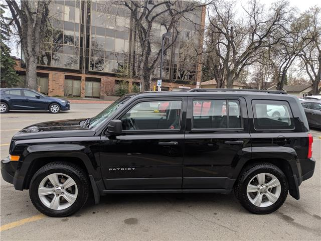 2016 Jeep Patriot Sport/North (Stk: N3074A) in Calgary - Image 1 of 17