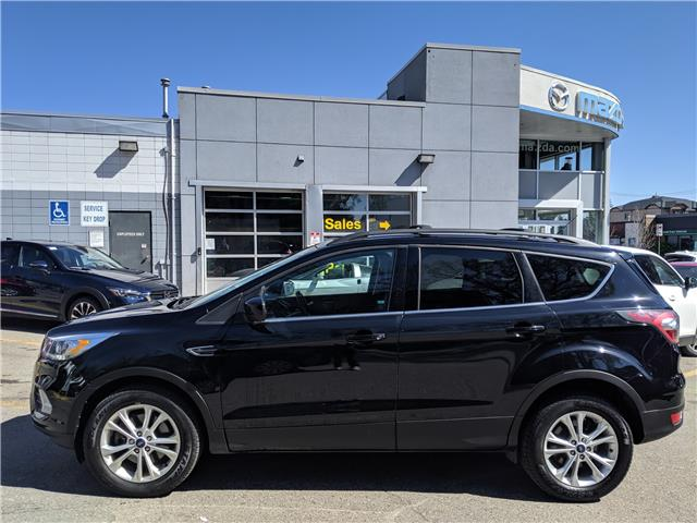 2017 Ford Escape SE (Stk: NT3142) in Calgary - Image 1 of 18