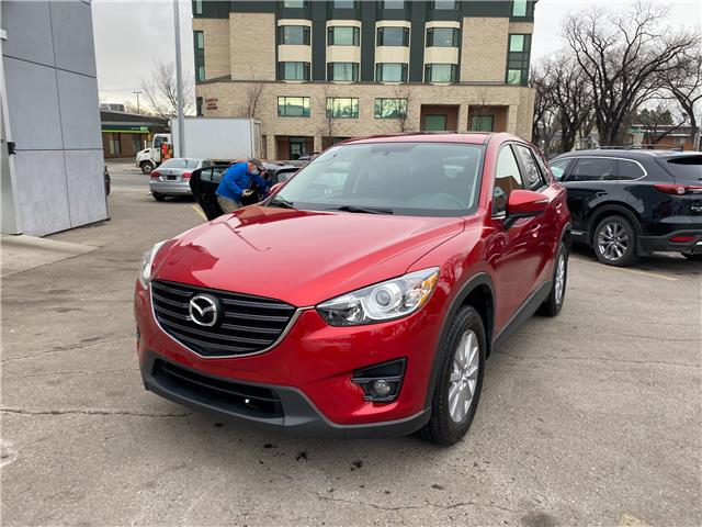 2016 Mazda CX-5 GS (Stk: N3227) in Calgary - Image 1 of 17