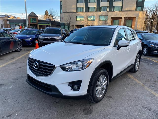 2016 Mazda CX-5 GS (Stk: N3216) in Calgary - Image 1 of 17