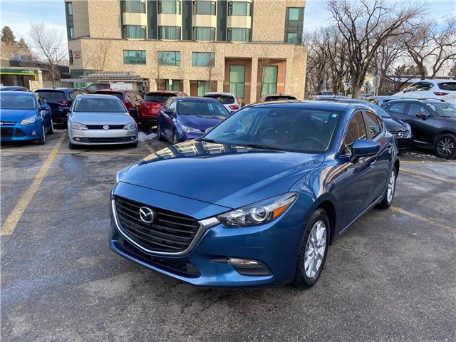 2018 Mazda Mazda3 Sport GS (Stk: N3234) in Calgary - Image 1 of 16