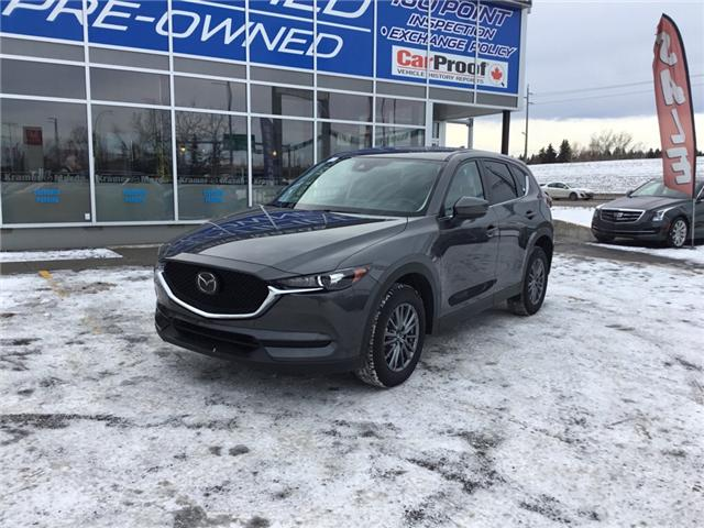 2018 Mazda CX-5 GX (Stk: K7726) in Calgary - Image 1 of 24