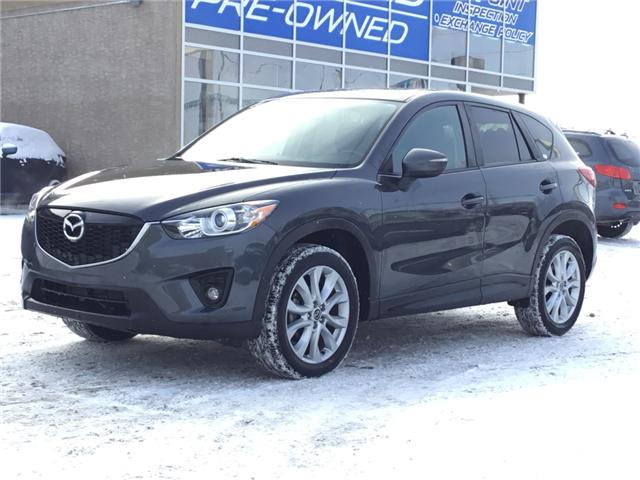 2015 Mazda CX-5 GT (Stk: N4125A) in Calgary - Image 1 of 23