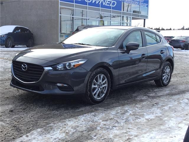 2017 Mazda Mazda3 GS (Stk: K7555) in Calgary - Image 1 of 22