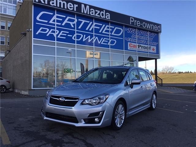 2015 Subaru Impreza 2.0i Sport Package (Stk: N3411A) in Calgary - Image 1 of 22