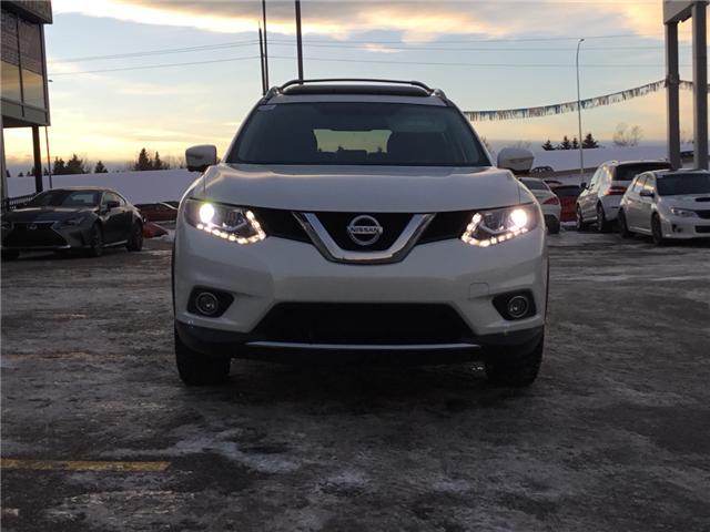 2014 Nissan Rogue SL (Stk: N4359A) in Calgary - Image 2 of 23