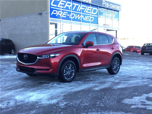 2018 Mazda CX-5 GS (Stk: K7791) in Calgary - Image 1 of 23