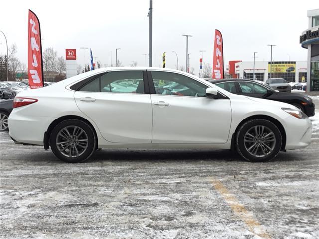2017 Toyota Camry SE (Stk: K7775) in Calgary - Image 4 of 22