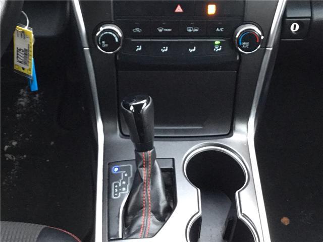 2017 Toyota Camry SE (Stk: K7775) in Calgary - Image 13 of 22