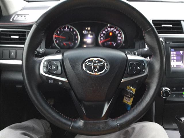 2017 Toyota Camry SE (Stk: K7775) in Calgary - Image 14 of 22