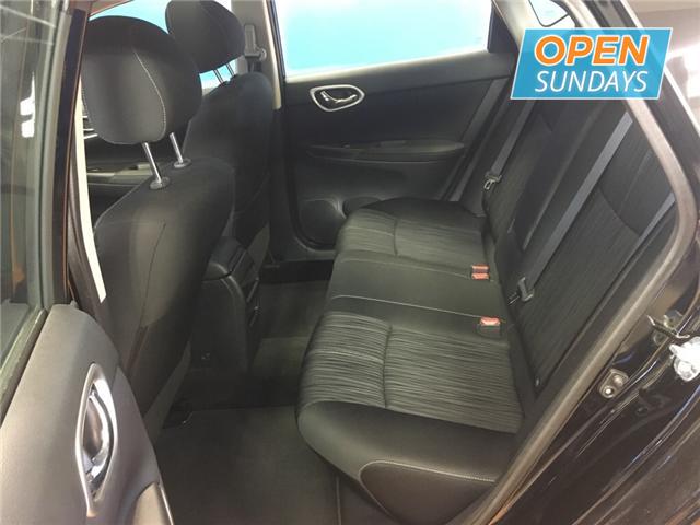 2018 Nissan Sentra 1.8 SV (Stk: 18-210437) in Lower Sackville - Image 8 of 16