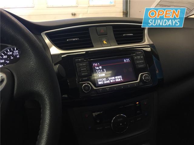 2018 Nissan Sentra 1.8 SV (Stk: 18-210437) in Lower Sackville - Image 14 of 16