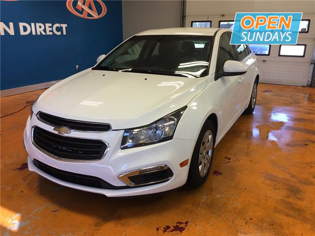 2016 Chevrolet Cruze Limited 1LT (Stk: 16-101113) in Lower Sackville - Image 1 of 15
