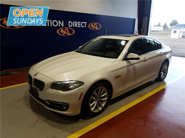 2016 BMW 528i xDrive (Stk: 16-146945) in Lower Sackville - Image 1 of 23