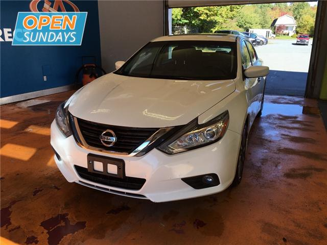 2017 Nissan Altima 2.5 SV (Stk: 17-356111) in Lower Sackville - Image 1 of 16