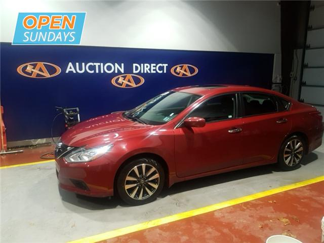 2017 Nissan Altima 2.5 SV (Stk: 17-356431) in Moncton - Image 1 of 25