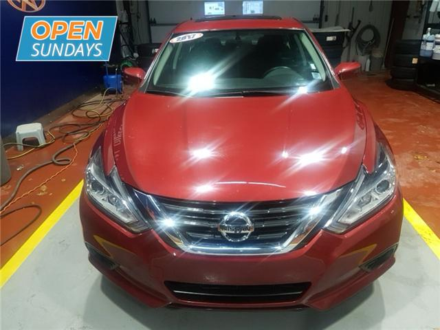2017 Nissan Altima 2.5 SV (Stk: 17-356431) in Moncton - Image 2 of 25