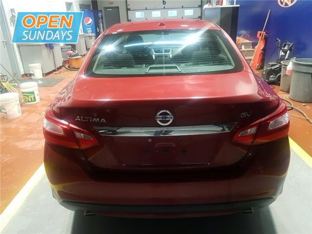 2017 Nissan Altima 2.5 SV (Stk: 17-356431) in Moncton - Image 5 of 25