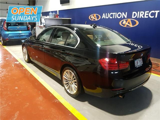 2015 BMW 320i xDrive (Stk: 15-S73033) in Moncton - Image 8 of 22