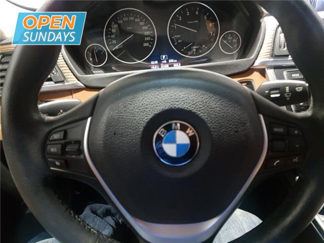 2015 BMW 320i xDrive (Stk: 15-S73033) in Moncton - Image 16 of 22