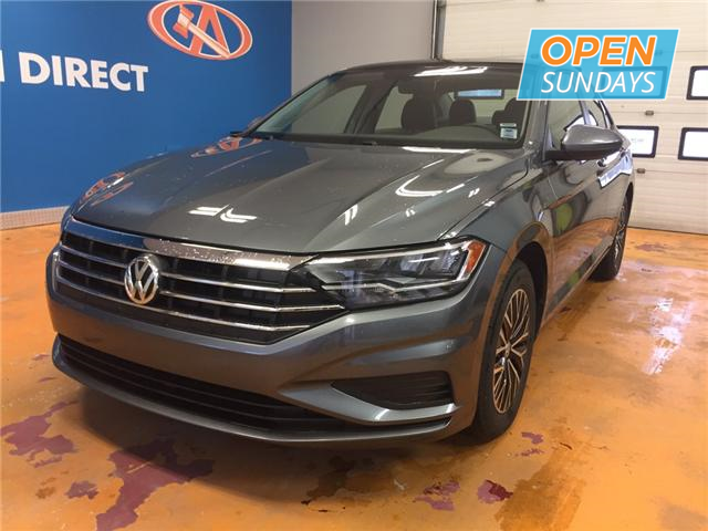 2019 Volkswagen Jetta 1.4 TSI Highline (Stk: 19-038065) in Lower Sackville - Image 1 of 15