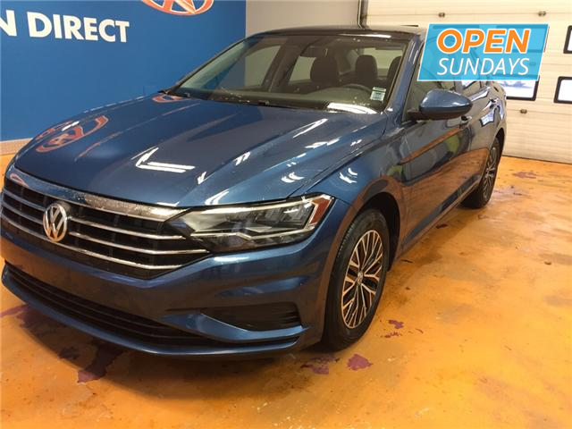 2019 Volkswagen Jetta 1.4 TSI Highline (Stk: 19-048588) in Lower Sackville - Image 1 of 13