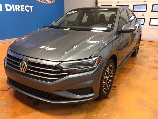 2019 Volkswagen Jetta 1.4 TSI Highline (Stk: 19-060859) in Lower Sackville - Image 1 of 21