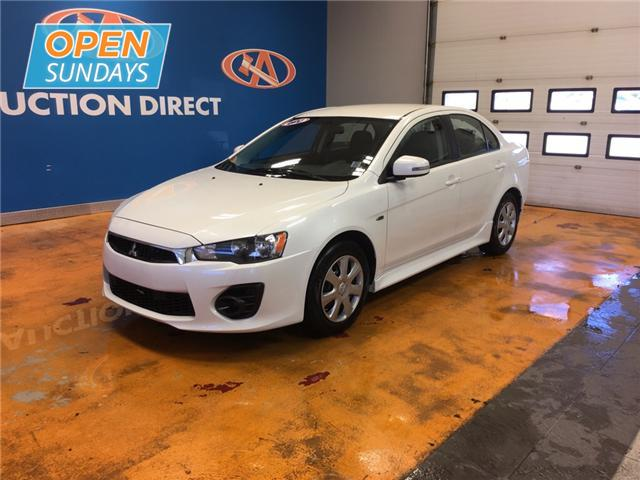 2017 Mitsubishi Lancer ES (Stk: 17-603994) in Lower Sackville - Image 1 of 14