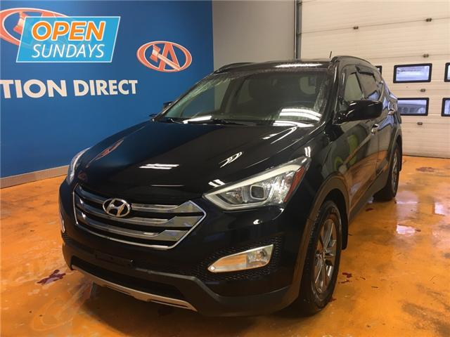 2013 Hyundai Santa Fe Sport 2.4 Premium (Stk: 13-090479) in Lower Sackville - Image 1 of 15